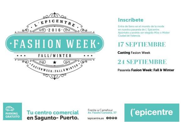 l'epicentre fashion week fall & winter 201